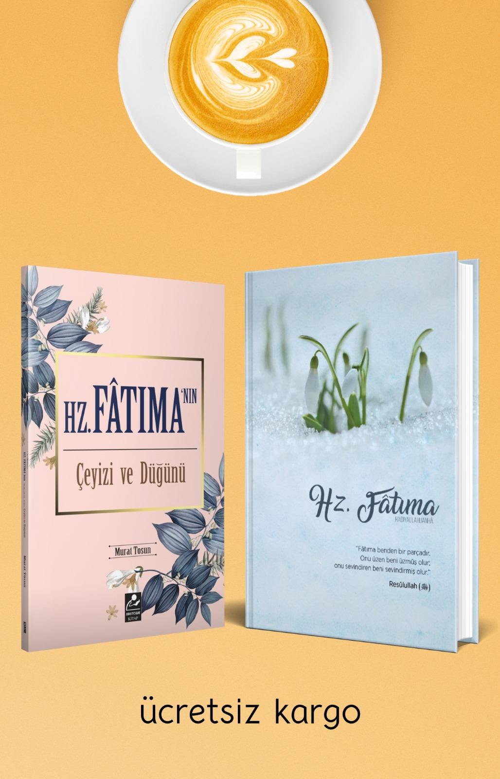 Hz. Fatıma Seti - 1 Kitap 1 Ajanda Kampanyası