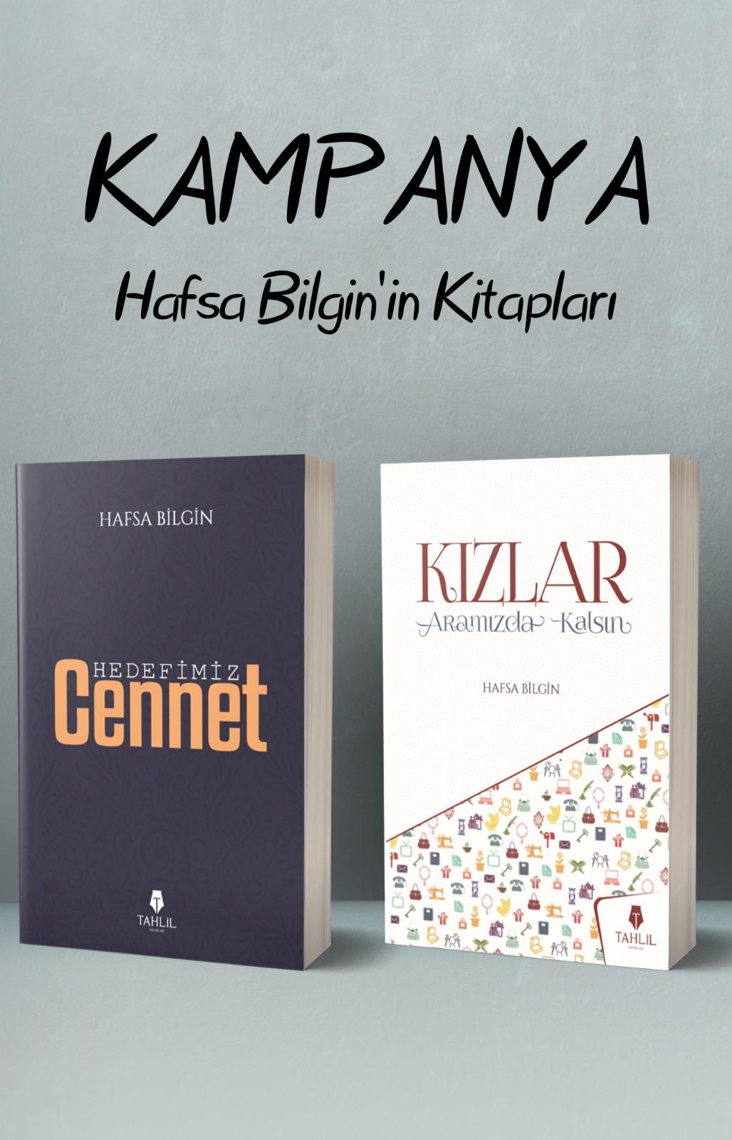 HAFSA BİLGİN SETİ