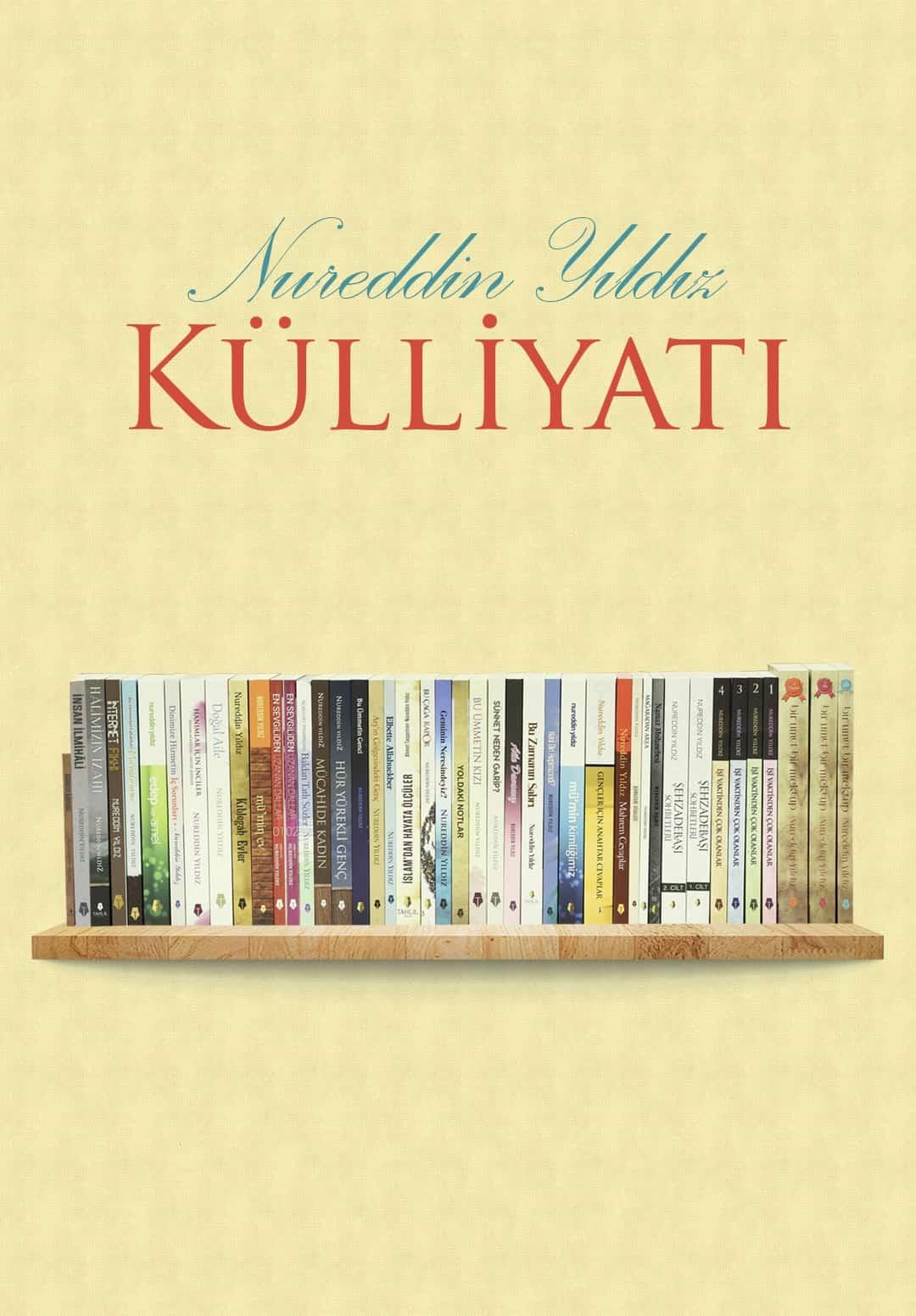 Nureddin Yıldız Külliyatı 43 Kitaplık Set