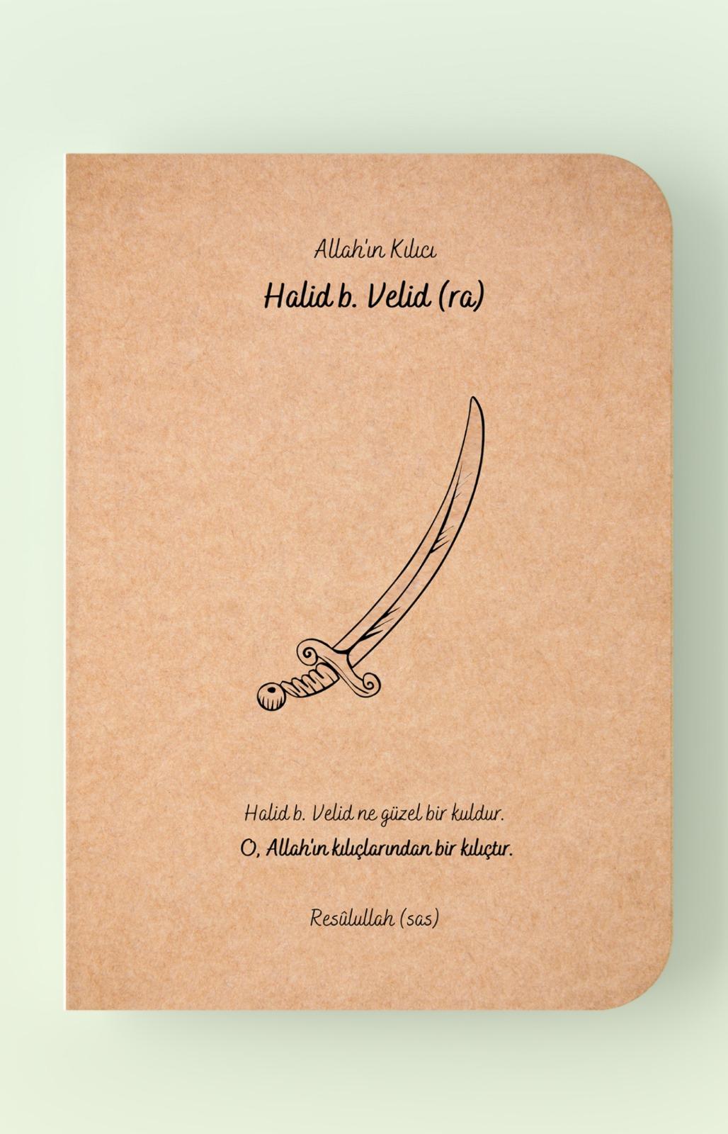 Allah'ın Kılıcı Halid b. Velid Defteri; Sahabe Seti