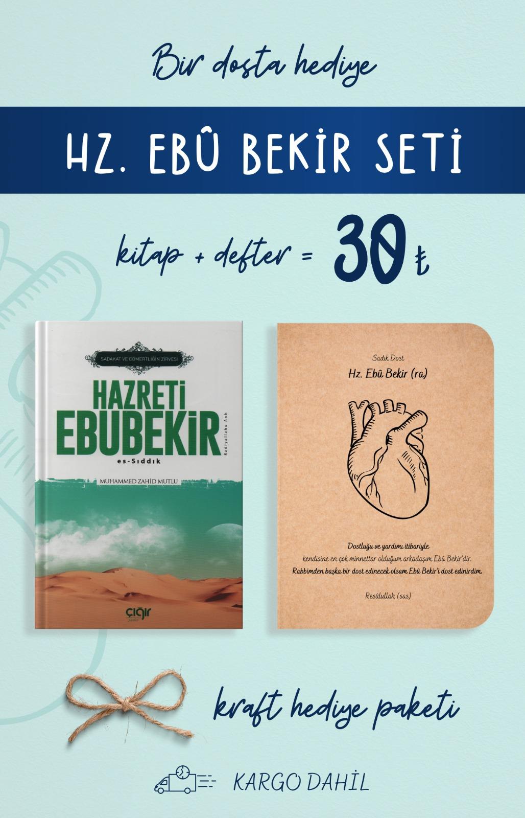 Hz. Ebu Bekir Seti