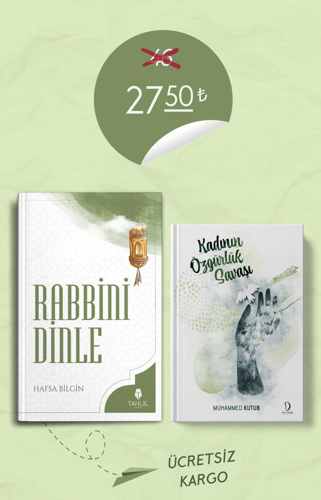 HERKES OKUSUN DİYE YENİ ÇIKAN 2 GÜZEL KİTAP