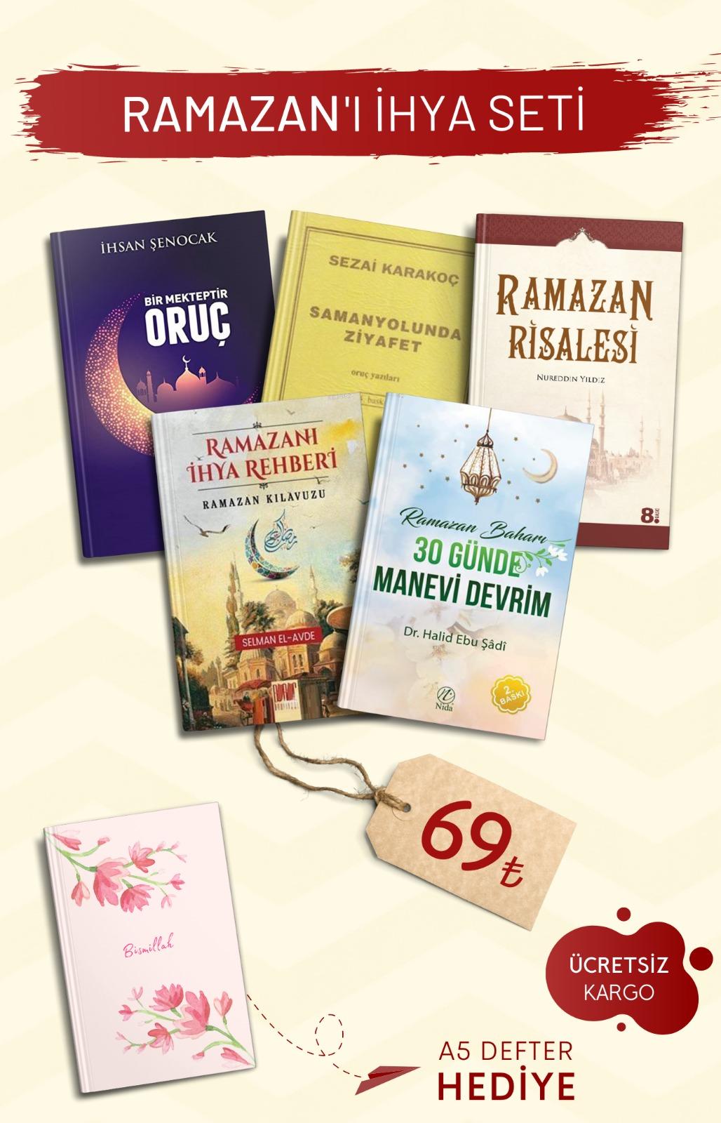 Ramazan'ı İhyâ Seti